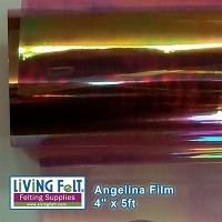 Angelina Film - 4inx5ft - Rose Gold