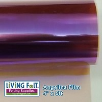 Angelina Film - 4inx5ft - Sugar Plum
