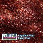 Angelina Fiber - Festive Red
