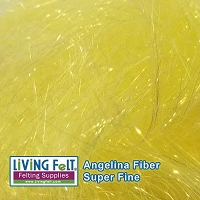 Angelina Fiber - Lemon Sparkle