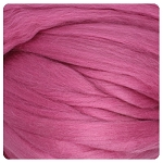 Merino Top – 21.5 Micron - Fuschia