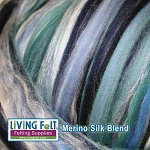 Merino Silk Blends