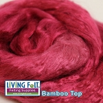 Bamboo Top - Hot-Pink