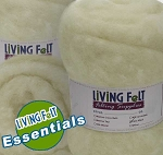 Felting & Needle Felting Wool: CORE WOOL