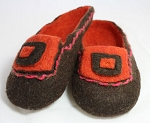 Wet Felted Slippers DOWNLOAD INSTRUCTIONS