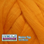 Merino Top – 19.5 Micron - Citrus