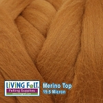 Merino Top – 19.5 Micron - Copper