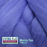 Merino Top – 19.5 Micron - Cornflower