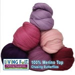CHASING BUTTERFLIES - Merino Top Studio Pack