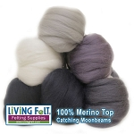 CATCHING MOONBEAMS - Merino Top Studio Pack