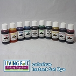 Colorhue Silk Dyes Set 10