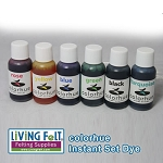 Colorhue Silk Dyes Set 6
