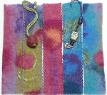 Wet Felting Bookmarks Kit