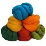NZ Corriedale Wool Roving