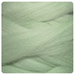 NZ Corriedale Wool  – Mint