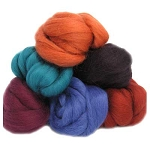 NZ Corriedale Wool  – Navajo Canyon