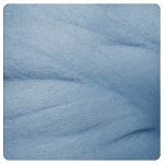 NZ Corriedale Wool  – Sky