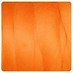 NZ Corriedale Wool  – Tangerine