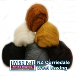 NZ Corriedale Wool  – African Safari