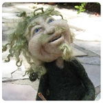 Needle Felting A Character Doll Workshop Kit