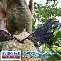 Fantasy & Fairy Wings Patterns PDF