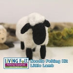 Needle Felting Kit: Lamb