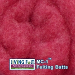 MC-1™    Merino Cross Batt – Berry