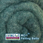MC-1™    Merino Cross Batt – Bonsai