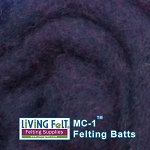 MC-1™    Merino Cross Batt – Indigo
