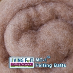 MC-1™    Merino Cross Batt – Latte