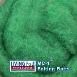 MC-1™    Merino Cross Batt – Leaf