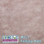 MC-1™    Merino Cross Batt – Oatmeal