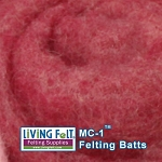 MC-1™    Merino Cross Batt – Sorbet
