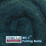 MC-1™    Merino Cross Batt – Spruce