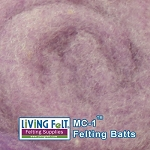 MC-1™    Merino Cross Batt – Sugar Plum