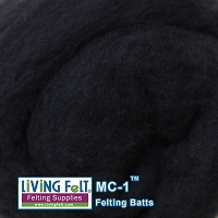 MC-1™ Merino Cross Batt - Coal