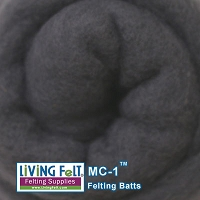 MC-1™ Merino Cross Batt - Slate