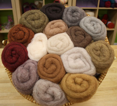 MC-1 Felting Batts