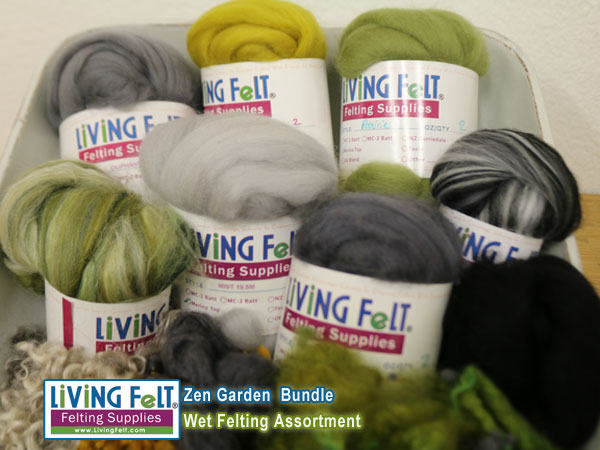 LIVING FELT   Felting Supplies: Providing Supplies, Kits And Wool For All  Your Felting, Nuno Felting And Needle Felting Adventures. Since 2004