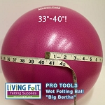 Wet Felting Ball - Big Bertha