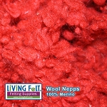 Wool Nepps - Passion