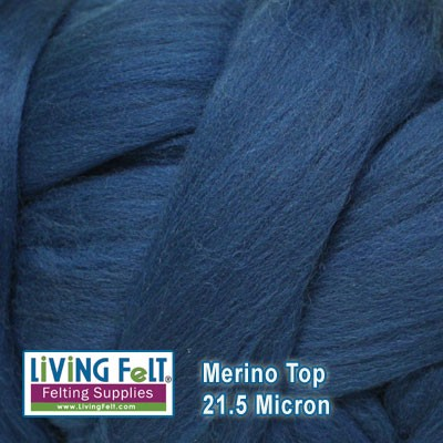 Merino Top - 21.5 Micron – Atlantic