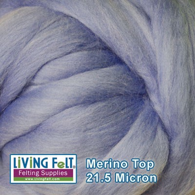Merino Top –21.5 Micron - Hyacinth