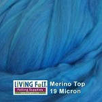 Super Fine Merino Top – Dodger Blue