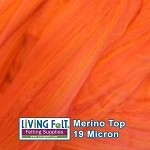 Super Fine Merino Top – Melon