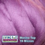 Super Fine Merino Top – Tahiti