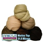 FEELING EARTHY - Merino Top Studio Pack