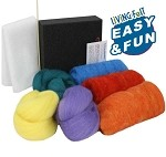 Basic Needle Felting Starter Kit