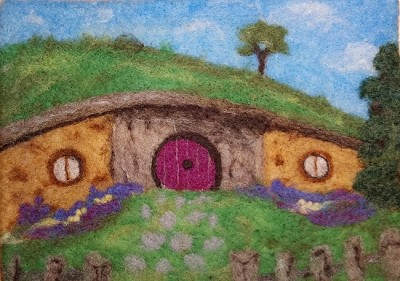 FREE Needle Felting Tutorial: Needle Felt a Picture PDF