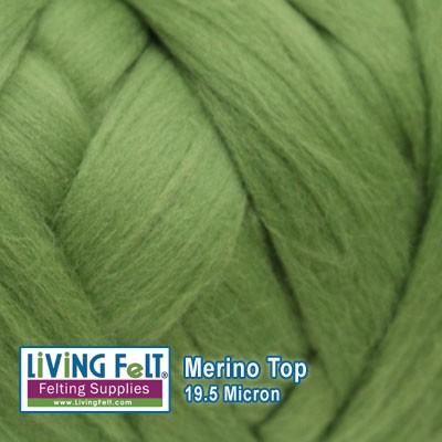 Merino Top – 19.5 Micron - Sprout